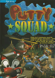 Puttv Putty Squad For Mega Drive Has Been Dumped Page 2