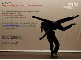 contemporary choreographers u0027 collective dance festival continues