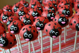 thanksgiving themed cake pops ladybug cakes u2013 decoration ideas little birthday cakes