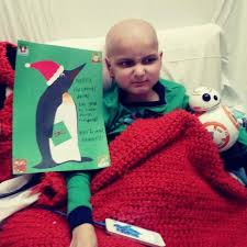 terminally ill boy who asked for christmas cards gets special