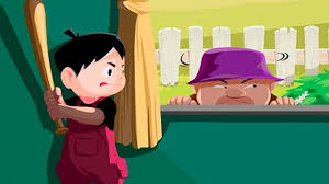 kids learn safety tips what to do when the robber came