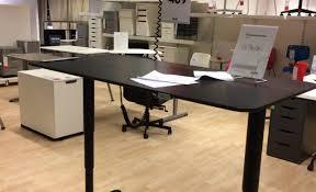 Standing Desk Setup Desk Stunning Ergonomic Standing Desk Setup With