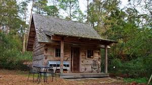 tiny cabin with old world charm youtube
