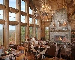 Jim Barna Model Home Modern Rustic Homes And Barna Log U0026 Timber Homes Workshop U0026 Open House