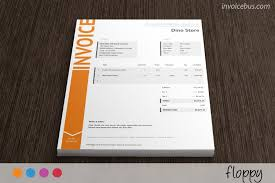 it services invoice template floppy
