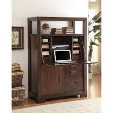 Computer Desk Armoire Computer Armoires Hayneedle