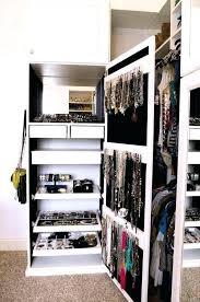 Wall Mirror Jewelry Armoire Jewelry Armoire Storage Door Cabinet Organizer Jewelry Organizer
