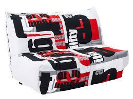 conforama canape bz banquette bz en tissu elea coloris vente de banquette clic