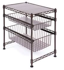 High Line Kitchen Pull Out Wire Basket Drawer Kitchen Under Kitchen Cabinet Storage Sliding Drawer Inserts For