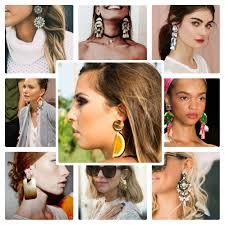 big earing 2017 big earring trend style legacy