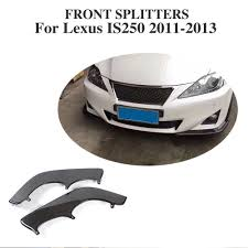 lexus is 250 opinie kupuj online wyprzedażowe is250 front lip od chińskich is250 front
