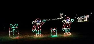 winter lights festival gaithersburg christmas light show in gaithersburg md