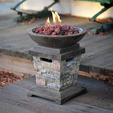 Outdoor Propane Firepit 5 Reasons Why A Outdoor Propane Pit Rocks Infobarrel