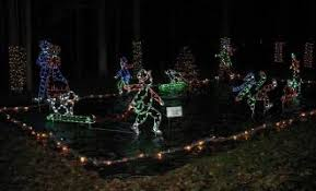 shady brook farm holiday light show 15 spectacular holiday light displays in pennsylvania visitpa