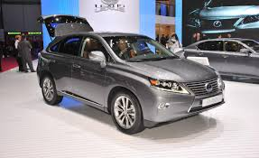 lexus rx redesign years 2013 lexus rx 350 information and photos zombiedrive