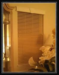 Fabric Covered Wood Valance Budget Blinds Lakewood Oh Custom Window Coverings Shutters