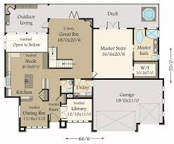 house plan with two master suites smash hit modern house plan with two master suites 85167ms