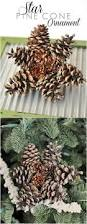 white pine cone festive diy pine cone crafts for your holiday decoration for