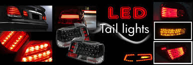 custom car tail lights search projector headlights led tail lights by vehicles
