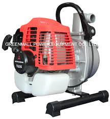 mitsubishi china china 1 inch water pump powered by mitsubishi engine tu26 gw