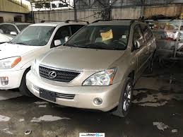lexus rx 400h gps dvd lexus rx 400h gold full option new arrival in phnom penh on