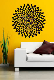 stick on personality wall decals can give a room a lift