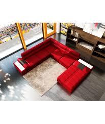 canape panoramique design canapé panoramique jackson cuir design