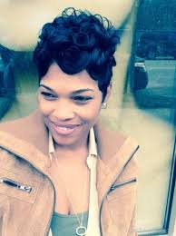 short roller set hair styles black short hairstyles page 4