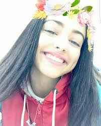 hairstyles for selfies malu trevejo maluu pinterest face