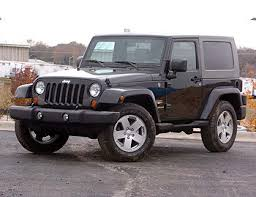 2008 jeep wrangler rubicon 2008 jeep wrangler overview cars com