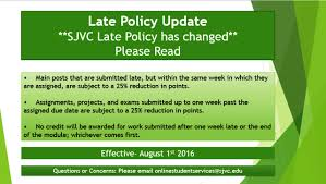 sjvc online sjvc online attention all online sjvc new late policy