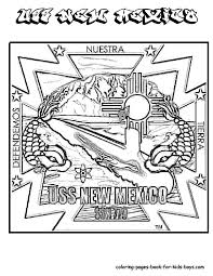 mexico coloring pages nywestierescue com