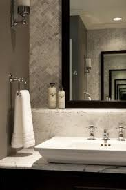 sophisticated stone coloured bathroom accessories contemporary
