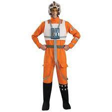 Luke Skywalker Halloween Costume Child Luke Skywalker Costume Ebay