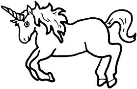 simple unicorn