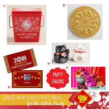 new year party favors new year s party ideas for the whole family to enjoy