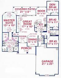 craftsman style home turn the garage to the side 50 best house plans images on pinterest house floor plans