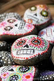Sugar Skulls For Sale Black Sugar Skull Embroidered Felt Hanging By Staytrueembroidery