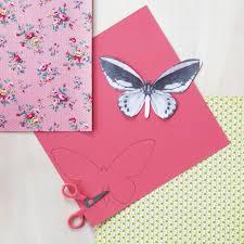 Pliage De Serviette En Papier 2 Couleurs Papillon by Je Confectionne Des Papillons En Papier Prima