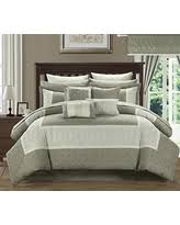 24 Piece Comforter Set Queen Amazing Deal On Chic Home 24 Piece Aida Bed In A Bag Comforter Set