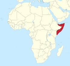 Map Of Africa Blank by Somalia Map Blank Political Somalia Map With Cities
