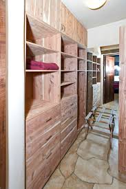 note exposed cedar closets could be a consideration either