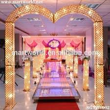 wedding arches with lights wedding arch wedding arch suppliers and