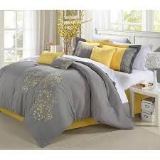 Comforter Sets Images Best 25 Yellow Comforter Set Ideas On Pinterest Yellow And Gray