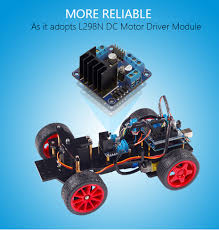 Seeking Robot Sunfounder Smart Remote Car Kit For Arduino Uno R3