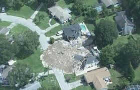 Florida Sinkhole Map by This Massive Sinkhole Is Swallowing Up Homes In Florida Complex