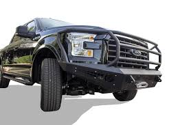 Ford F150 Truck 2015 - buy ford f 150 honeybadger winch front bumper