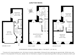 3 bed mews house for sale in junction mews paddington london w2