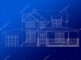 Blue Print Of A House Architect Blueprints Images Reverse Search