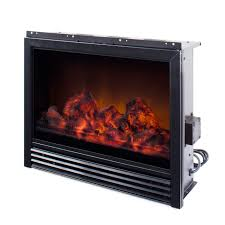 Fireplace Electric Insert by Wood Fireplace Inserts Lowes